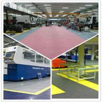 Buy cheap PVC Outdoor Interlocking Plastic Floor Tiles For Workshop from wholesalers