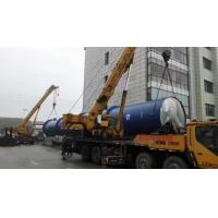 Buy cheap Steam curing 2*31M or customized Sand high pressure autoclaves for hollow Block Brick product