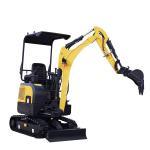 Buy cheap 1.8t Hydraulic Multifunction Crawler Mini Excavator from wholesalers