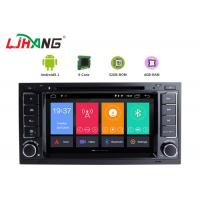 Buy cheap Android 8.1 VW Touareg Volkswagen DVD Player With Wifi BT GPS AUX Video from wholesalers