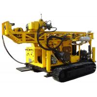 Buy cheap Diamond Core Full Hydraulic Drilling Rig , Track Crawler Mounted Rig CSD1300L from wholesalers