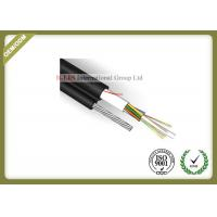 Buy cheap Figure 8 aerial self-support Fiber Optic Cable  GYFTC8Y with FRP strength Member from wholesalers