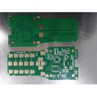 Buy cheap USB Double Sided PCB Mobile Power Bank Battery Charger , Double Sided Aluminium Pcb product