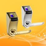 Buy cheap Home Fingerprint Scanner Door Lock , Biometric Keyless Locks For Entry Doors from wholesalers