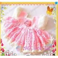 Buy cheap Handcraft Chinese Crochet Baby Clothing from wholesalers