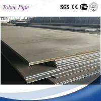 Buy cheap Tobee® ASTM A 36 SS400 Q235 355JR carbon steel plate from wholesalers
