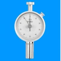 Buy cheap LX-A-2 portable hardness tester, shore A durometer, Twin needles shore durometer from wholesalers