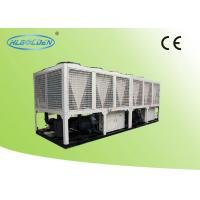 Buy cheap R407C Refrigerant Air Cooled Screw Chiller , High Effiency Chiller 380V 3ph 50Hz from wholesalers