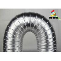 Buy cheap Heat Resistant Telescopic Ventilation Air Intake Hose Aluminum Alloy High Flexibility from wholesalers
