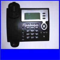 Buy cheap wholesale price 2 sip lines voip phone with HD lcd display power adapter from wholesalers