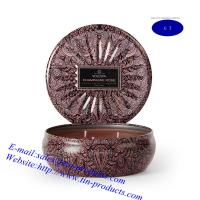 Buy cheap Candle Box/ Candle Tin Box/ Candle Holder/Tin Candle Holder from Goldentinbox.com from wholesalers