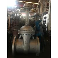 Buy cheap Big Size Gate Valve , WCB Body , 24 Inch ,Flange 300LB,API Standard 600 and tested to API Standard 598 from wholesalers