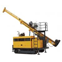 Buy cheap HYDX -4 Hydraulic Core Drilling Machine Crawler Type Plaform type Trailer Type from wholesalers