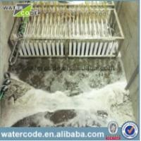 Buy cheap high quality hollow membrane fiber sewage treatment plant equipment from wholesalers