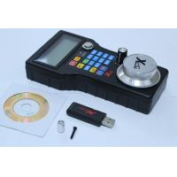 Buy cheap 3 Axis 4 Axis CNC Wireless Handwheel MPG Remote MACH3 CNC USB Controller product