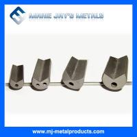 Buy cheap High quality hot selling HIP Sintered cemented carbide gundrill blanks from wholesalers