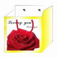 Buy cheap Fashionable promotional gift bag for Valentine day from wholesalers