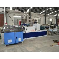 Buy cheap Double Stage Plastic PVC Granule Making Machine With 1 Year Warranty from wholesalers