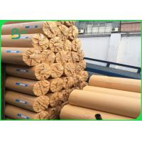 Buy cheap Wide Format 24 Inch 36 Inch Plotter Paper Roll CAD Inkjet Bond Plotter Paper from wholesalers