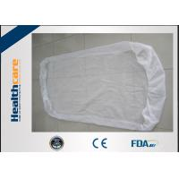 Buy cheap ISO CE FDA Disposable Waterproof Mattress Protector PP Material With Elastic from wholesalers