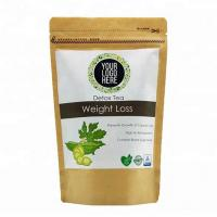 Buy cheap Chinese herb detox Slim Fast Winter Melon lotus leaf slimming weight loss tea food 100% herbal slim fast tea from wholesalers