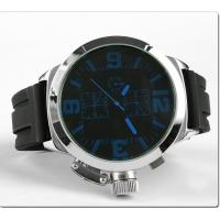 Buy cheap Big Face Watches for Men Watches with Silicon Strap Watches (ARS-II0615) from wholesalers