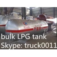 Buy cheap 50ton lpg gas tanker propane 100cbm lpg tank 100m3 lpg bobtail, gas cooking propane tanker from wholesalers