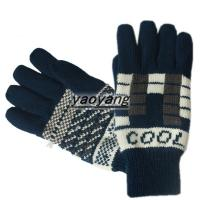 Buy cheap New styles and high quality mens warm knitted gloves KM022 product