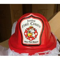 Buy cheap Junior Fire Chief Firefighter Hat,Toy-Kids-Fire-Helmet,Firehouse Subs hat from wholesalers