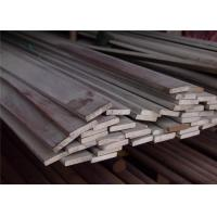 Buy cheap Polishing Hot Rolled Stainless Steel Flat Bar , AISI 317L 321 430 from wholesalers