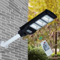 Buy cheap Home Solar Street Lamp Post 30W 60W 90W For Garden New Solar Energy Systems from wholesalers