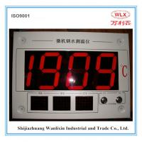Buy cheap Best Quality Molten Metal Temperature Indicator/Molten Metal Thermometer for Measuring Temperature of Molten Steel from wholesalers