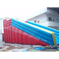 Buy cheap inflatable zorb ball track , zorb ball ramp for sale from wholesalers