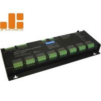 China Customized DMX512 LED Dimmer Controller For RGBW Lighting Max 4A*32CH on sale