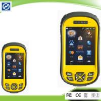 Buy cheap Global Real Time Position Tracking Handheld GPS Data Collector from wholesalers