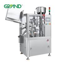 Buy cheap Automatic Soft Plastic Tube Filling Sealing Machine product