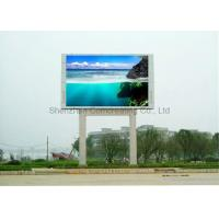 Buy cheap Advertising LED message board Energy Saving / Commercial dot matrix LED display from wholesalers