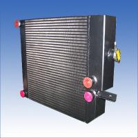 Buy cheap Heavy-duty Hydraulic Oil Heat Exchanger Plate Fin For Excavator With Fan from wholesalers