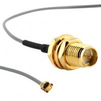 Buy cheap 433mhz SMA Dual Band Antenna Wifi 2.4Ghz 5.8Ghz 50 Ohm Impedance 9dbi Whip Type from wholesalers