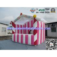 Buy cheap Lovely Pink  Decathlon Air Outdoor Inflatable Tent  For Selling from wholesalers