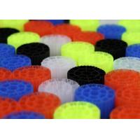 Buy cheap 100% Virgin HDPE Material MBBR Bio Media 35*18mm Size FDA Certification product