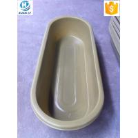 Buy cheap XL-oval basin2 roto mold plastic oval tub large plastic trough from wholesalers