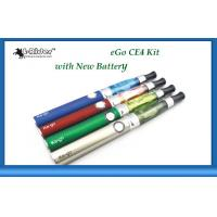 Buy cheap Mini Ego 1150Puffs Tank E-Cigarettes CE5 1100mAh With Zipper Case from wholesalers