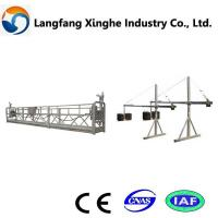 Buy cheap Suspended scaffolding platform/ZLP630 suspended platform/gondola/cradle/swing stage from wholesalers
