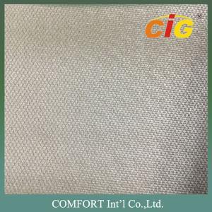 Buy cheap Modern Velvet Upholstery Fabrics 100% Polyester Woven Linen Textile For Chairs product