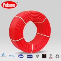 Buy cheap 16mm EVOH PERT oxygen barrier pipe,red color from wholesalers