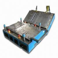 Buy cheap Precision metal stamping dies for SONY , die tool material ASP23 , Misumi punches and dies from wholesalers
