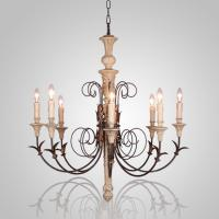 Buy cheap French wood chandelier Industrial style for home decoration (WH-CI-22) from wholesalers