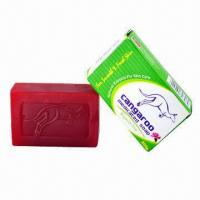 Buy cheap Medicatied Soap/Anti-septic soap/Anti-bacteria soap, OEM orders are welcome from wholesalers