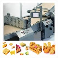 Buy cheap SAIHENG fully automatic biscuit making machine biscuit production line from wholesalers